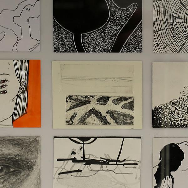 Artistes galerie modulab for Bureau dessin