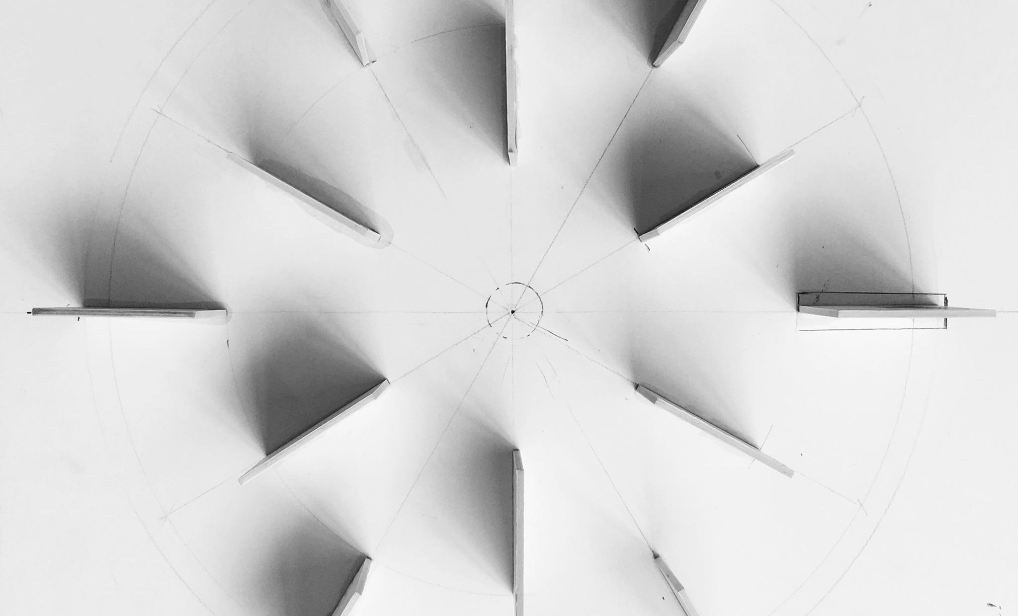Scénographie exposition 1m2 au Puzzle de Thionville
