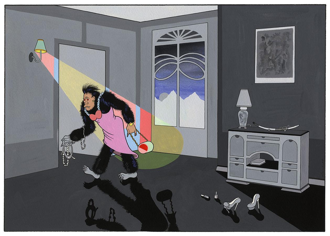 Image couverture livre de Roxane Lumeret