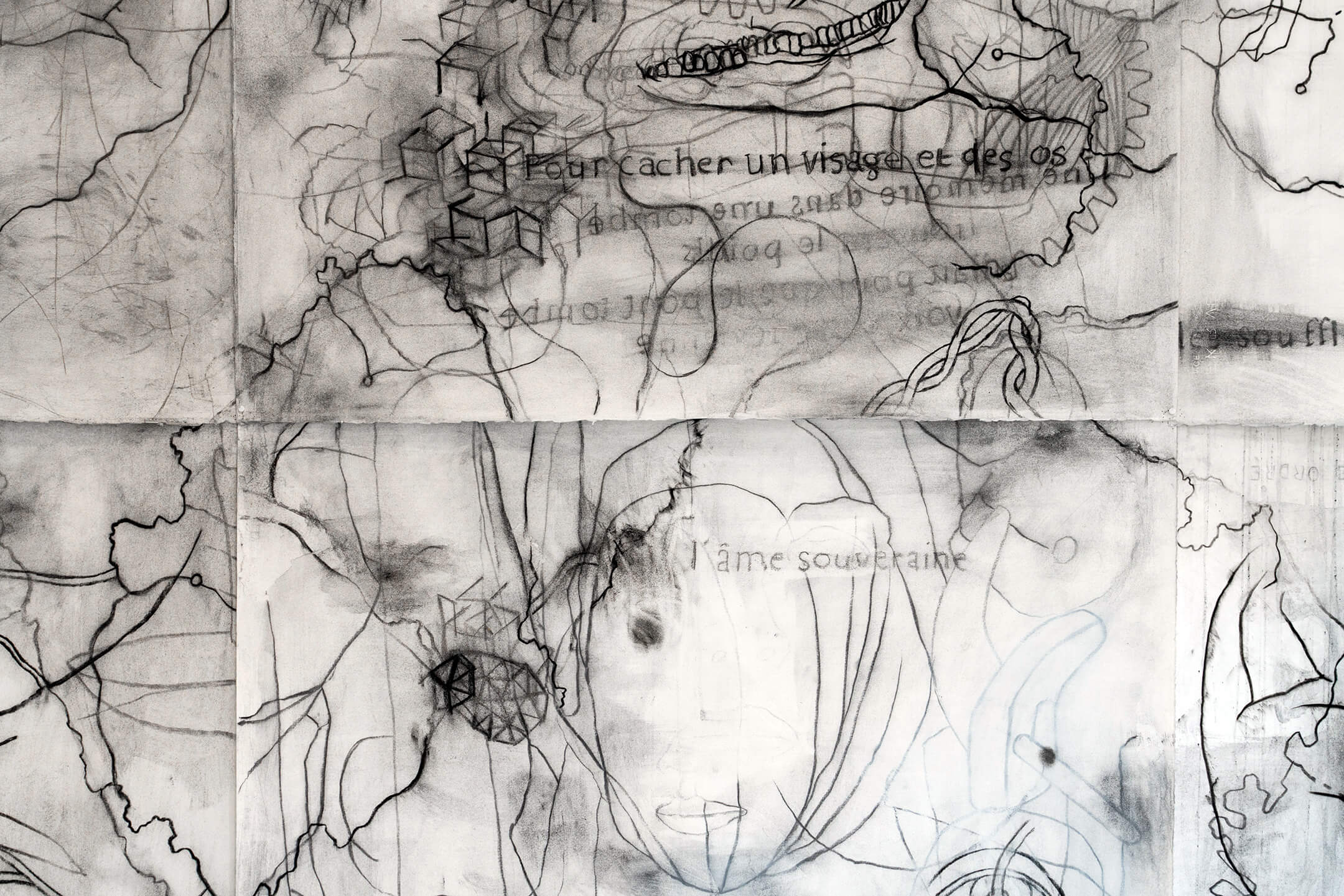 Exposition Pierrick Naud - À l'ombre des fétiches